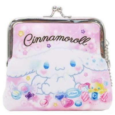 Cinnamoroll Coin Purse (neoprene) Sanrio Kawaii Cute F/S NEW