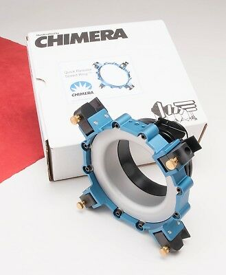 Chimera Quick Release Speed Ring for Profoto (Mint)