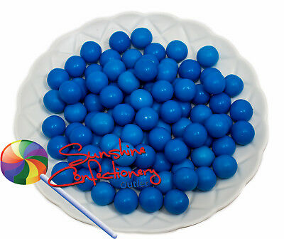 CHOCOLATE BALLS  -  Blue  - 1kg  Post Included