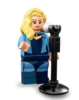 The Lego Batman Movie Minifigures Series 2 71020 Black Canary