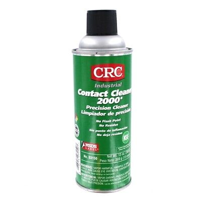 StaLube 03150 16 oz Aerosol Contact Cleaner 2000 Precision Cleaner