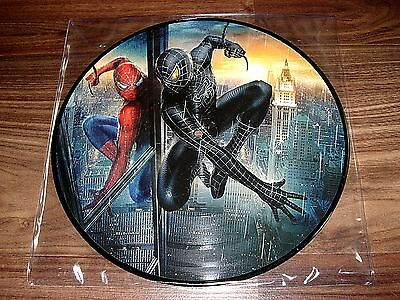 """Spiderman 3 - Picture Disc 10"""" / Limited 3000 / USA 2007/ Spider Man Picturedisc"""