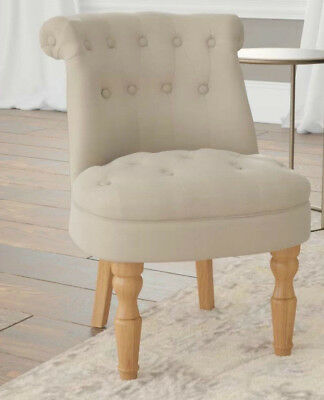 French Bedroom Chair Shabby Chic Louis Style Furniture Small Vintage Antique