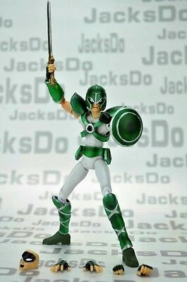 CMT In Stock Jacksdo Saint Seiya Soldiers of the sanctuary Figure - Green Color