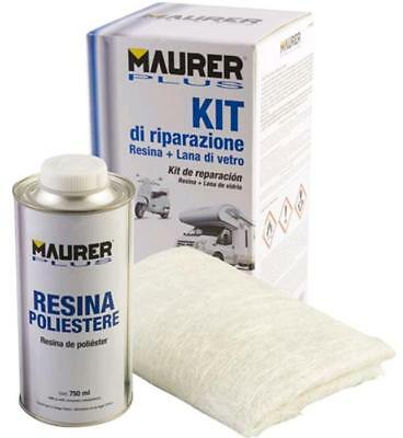 Stucco X Vetroresina In Kit 750Ml Maurer Plus