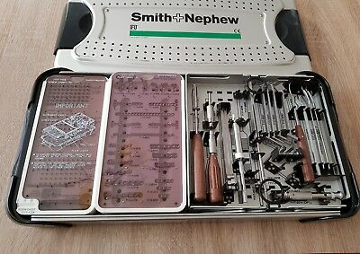 Smith and nephew. Smith&Nephew. Mini & small fragment Set. Klein Fragment.