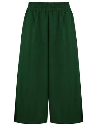 Acne Studios - Imri Twill Ace Trousers W32 Forest Green NEW