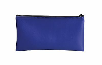 PM Company SecurIT Bank Deposit/Utility Zip per Bag, 11 x 6 Inches, Blue, (04...