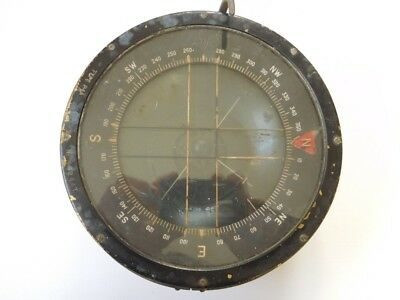 Aircraft Compass Vintage Type P4A WW2 RAF Military History