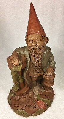 FATHER TIME-R 1984~Tom Clark Gnome~Cairn Item~#1008~Ed #50~COA & Story Included