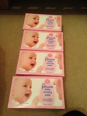 BNIB Johnson's Breast Pads