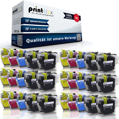 30 x Premium Compatible Ink Cartridges for Brother Lc-3219 Color Set XL Easy