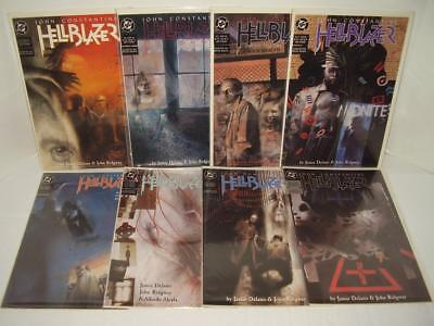 Hellblazer Lot - #2 To #9 - John Constantine - Swamp Thing + Sandman Mystery #1