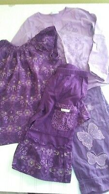 4 piece girl's size 5 NAARTJIE lot, many other coordinating lots, EUC