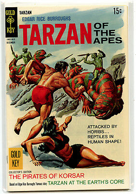 JERRY WEIST ESTATE: TARZAN OF THE APES #181 (Gold Key 1968) NM- condition