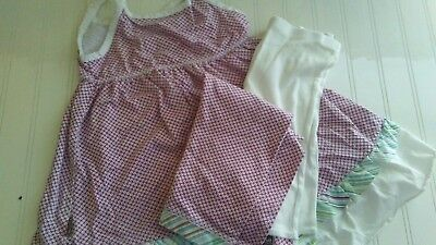 3 piece polka dot NAARTJIE size 5 lot, many others listed, EUC