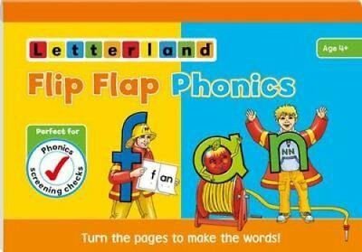 Flip Flap Phonics by Lyn Wendon 9781782480914 (Spiral bound, 2015)