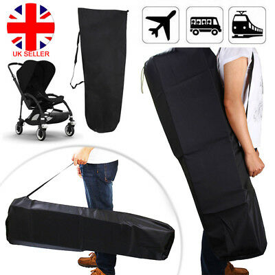 Pram Stroller Buggy Pushchair Protection Cover Bag Travel Gate Check Waterproof