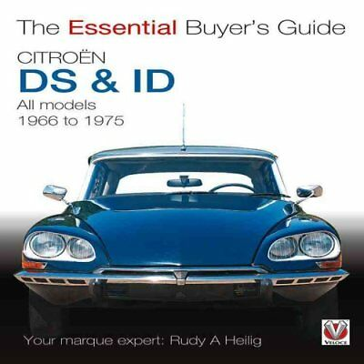 Citroen ID and DS: The Essential Buyer's Guide by Rudy A. Heilig (Paperback,...