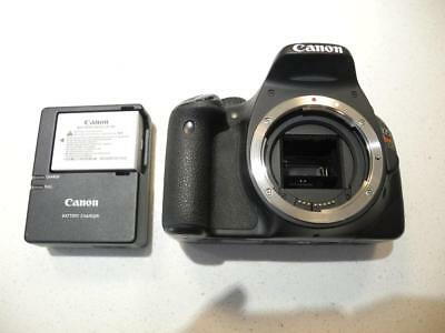 Canon EOS Rebel T2i  550D 18.0MP DSLR Camera Body - Low Shutter Count ~13,000