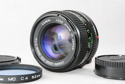 Canon New FD NFD 50mm f/1.4 Lens from Japan #594