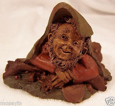 SOUTH BEND-R 1983~Tom Clark Gnome~Cairn Studio Item #43~Ed #84~Hand Signed~Story