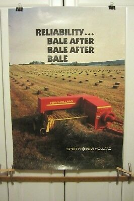 New Holland Sperry Farm Hay Balers USA Tractors Diesel USA Cows Corn Equipment