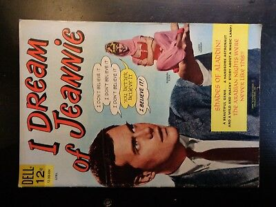 Dell  I Dream of Jeannie  #1  1966