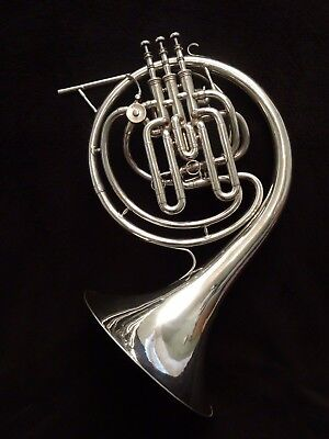 VERY RARE 1st SELMER DOUBLE FRENCH HORN ASCENDING PROPERTY VUILLERMOZ 1931