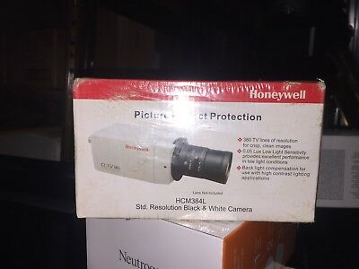 Brand New Honeywell HCM384L Black & White Camera