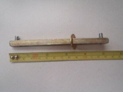 "An Extra Long 5"" Door Knob Shaft / Spindle Suit Bakelite /door Knobs / Rim Lock."