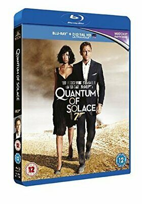 Quantum Of Solace [Blu-ray] [2008] - DVD  IOVG The Cheap Fast Free Post