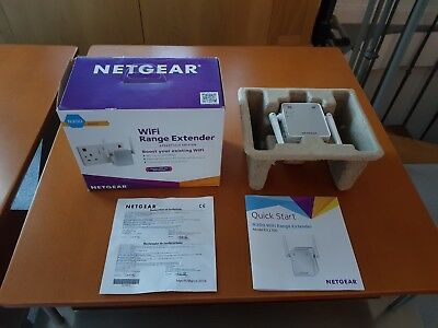 Netgear WiFi Wireless Range Extender - N300 EX2700