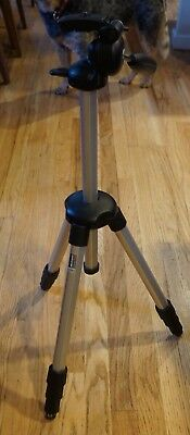 Manfrotto 3405 Tripod  with 390 pan tilt head