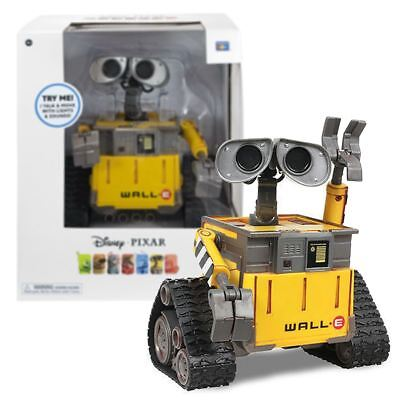 New Pixar Collection Interaction WALL-E Talking Action Figure Disney Official