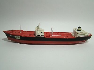 Hess Voyager Tanker Ship 1966 With Working Lights Original Box