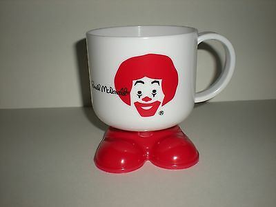 MINT!! Ronald McDonald Shoe Mug