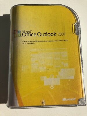 Microsoft Office Outlook 2007 with Product Key C3