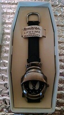 Rare Marvin Martian watch Looney Tunes Armitron Collectibles 94 Warner Brothers