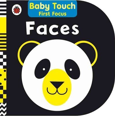 Faces: Baby Touch First Focus 9780241243251 (Board book, 2016)
