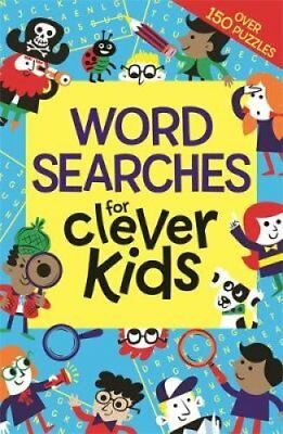 Wordsearches for Clever Kids by Gareth Moore 9781780553078 (Paperback, 2015)