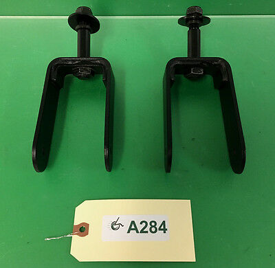 Rear Caster Forks for Pride Jazzy Select HD Power Wheelchair #A284