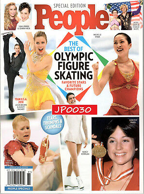 People Special 2018, The Best of Olympic Figure Skating, Brand New/Sealed