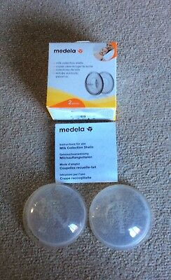 Medela Breast Milk Collection Shells - Baby Breastfeeding