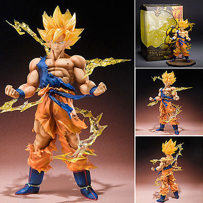 "Anime Dragon Ball Z Super Saiyan Son Goku PVC 6 "" Figuren Sammlung Kid Spielzeug"