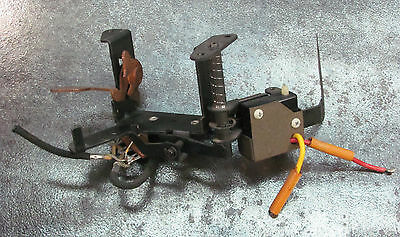 Vintage WEBCOR Magic Mind Turntable REPAIR PART - Switch Mechanism Parts
