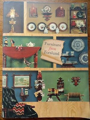 Mid Century 1959 Furniture, Dishware CATALOG - Over 100 Pages FORSLUND FURNITURE