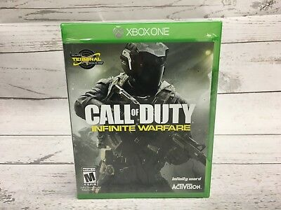 Brand New, CALL OF DUTY: Infinite Warfare Xbox One- Factory Sealed