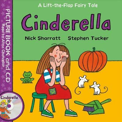 Cinderella: Book and CD Pack by Stephen Tucker (Mixed media product, 2017)