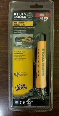 Klein Tools Non-Contact Voltage Tester NCVT-1 NEW